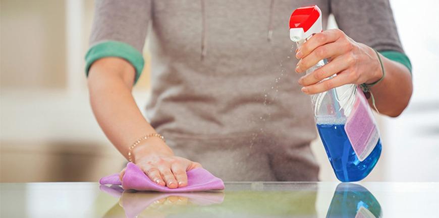 Produtos para limpar vidros BH