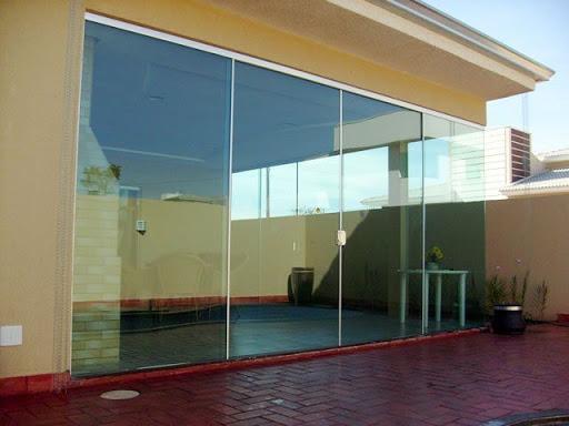 Fechamento de área com vidro Belo Horizonte