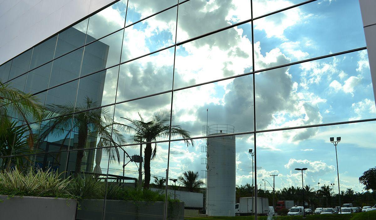 Pele de vidro Belo Horizonte